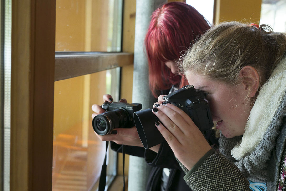 Spiegelreflexkamera kennenlernen
